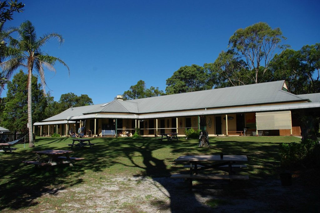 Surfaris Surf Camp Lodge