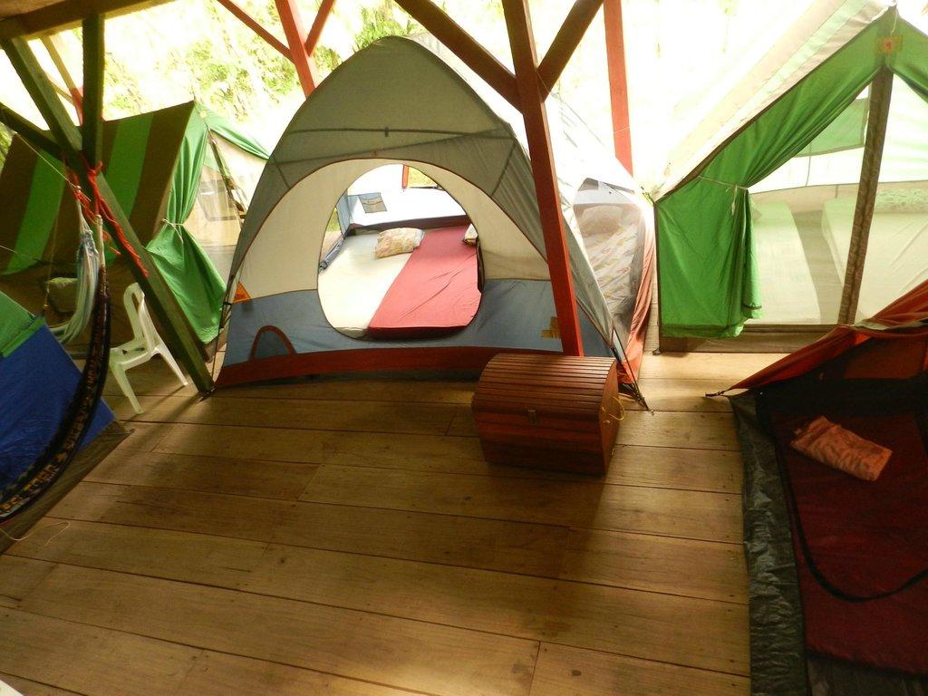 Camping Y Griega Bocas