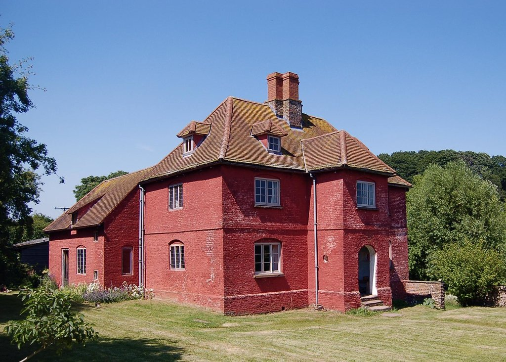 Upper Red House
