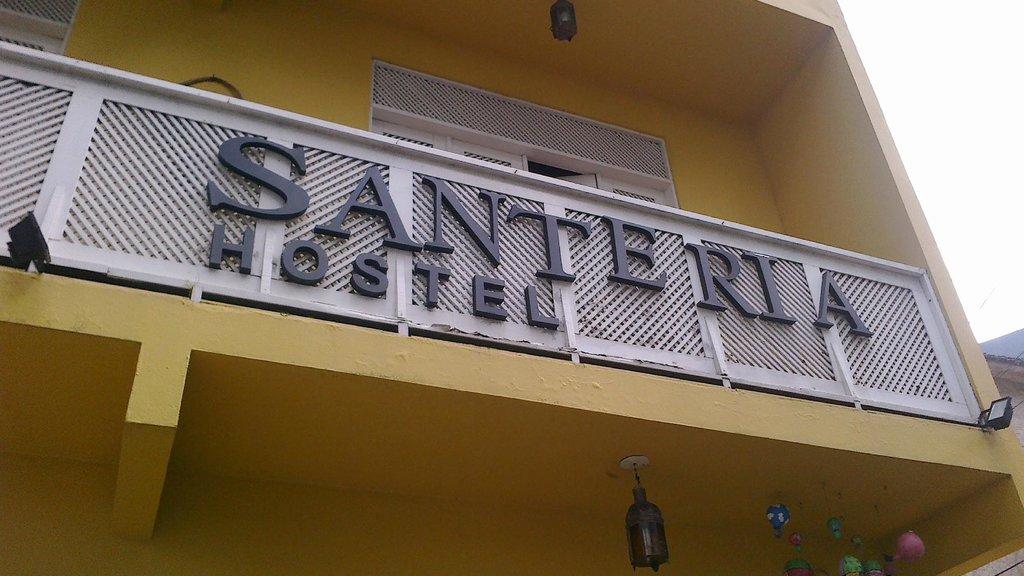Santeria Hostel Bar