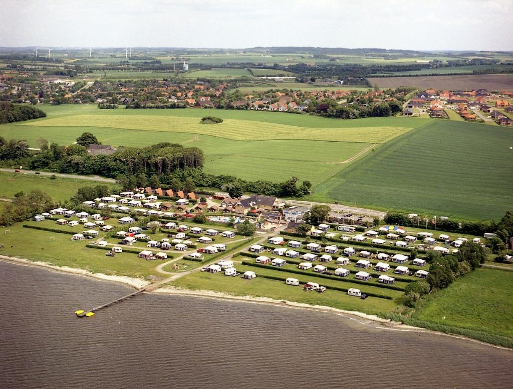 Bed & Breakfast Nibe Camping & Hytteferie