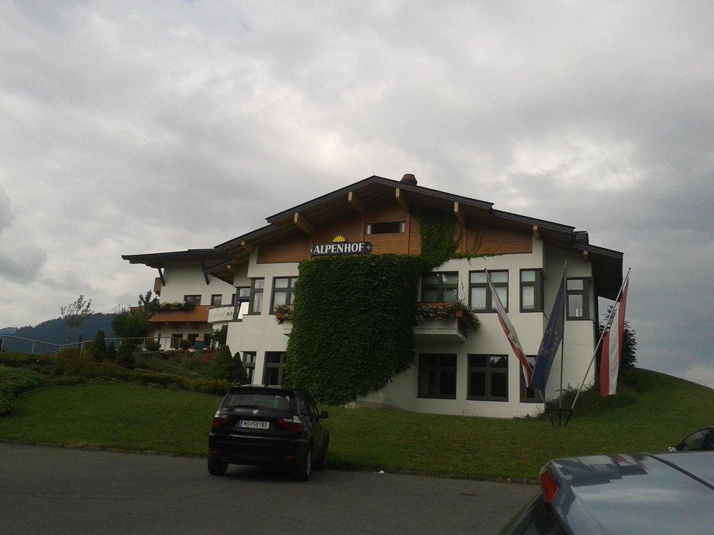 アルペンホフ ホテル