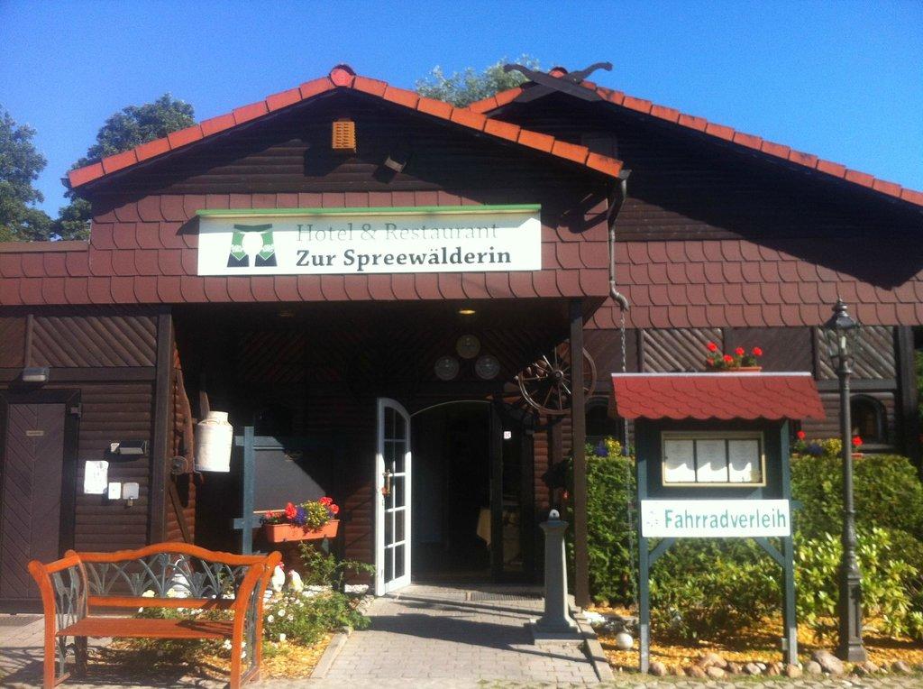 Hotel & Restaurant Zur Spreewaelderin