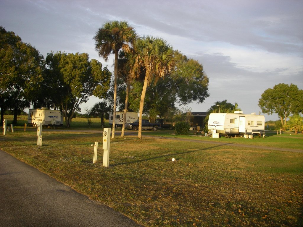 Clewiston / Lake Okeechobee KOA