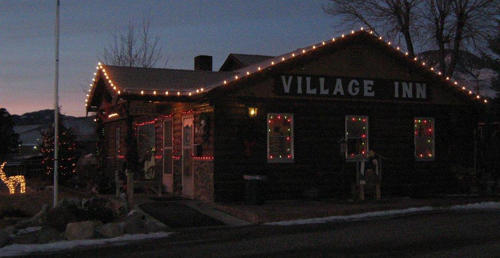 The Village Inn Motel & Restaurant