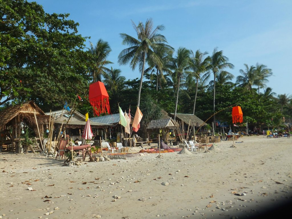 Koh Klong Beach. This photo comes from Trip Advisor as I lost mine