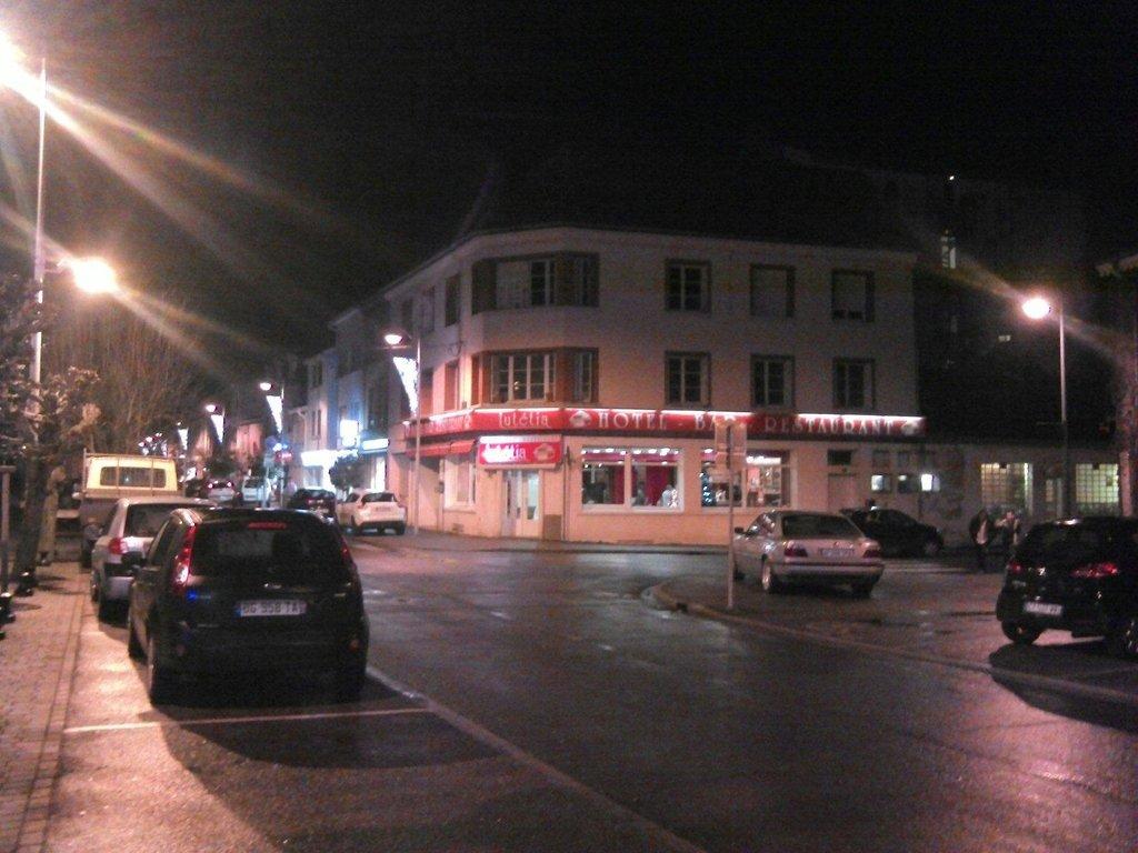 Hotel Restaurant Lutetia