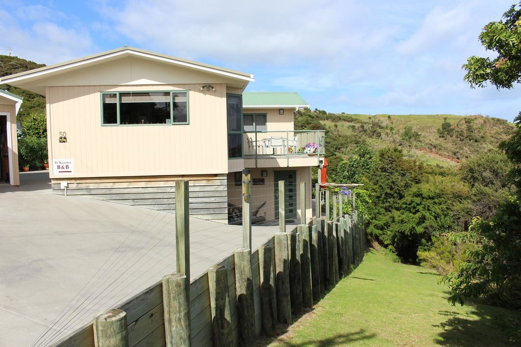 Te Kouma Bed and Breakfast
