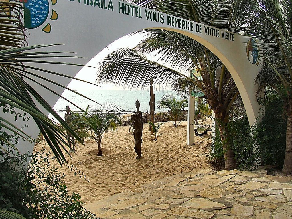 Le Mbaila Hotel