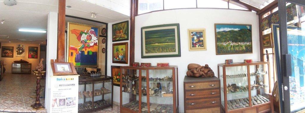 Huillacuna Casa del Arte