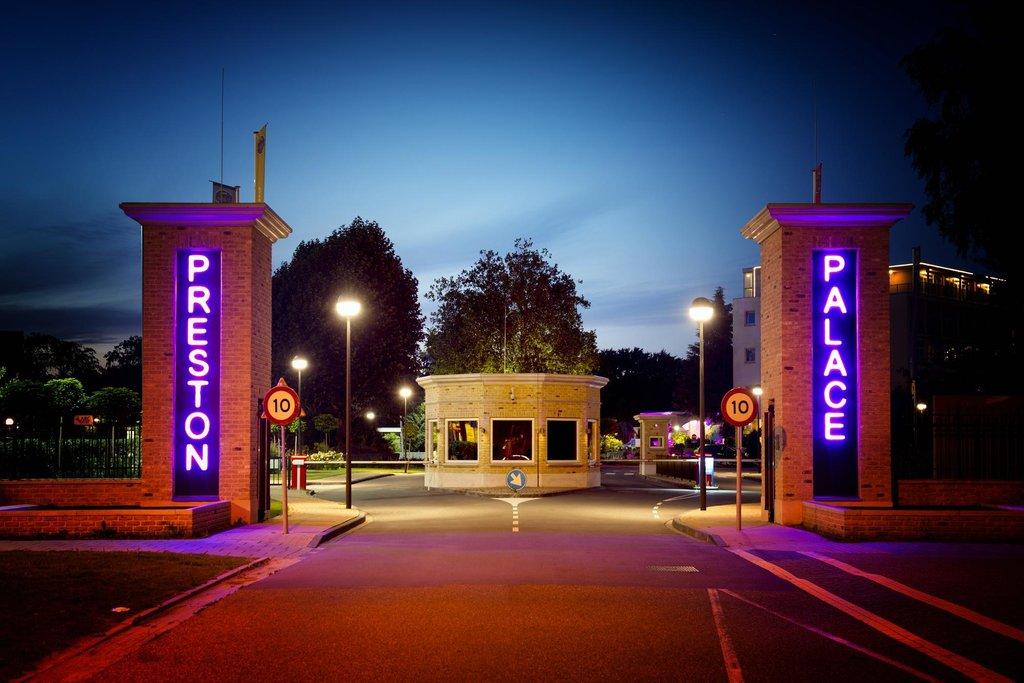 Preston Palace Almelo