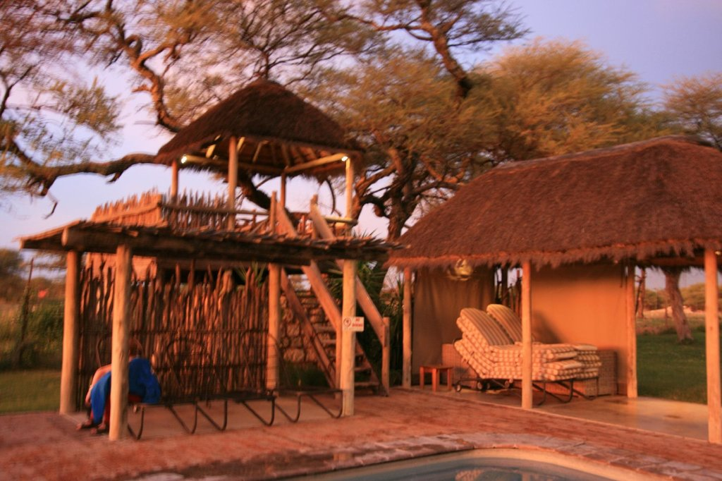 Onguma Game Reserve Campsites