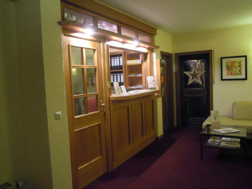 Hotel Garni Nuernberger Trichter
