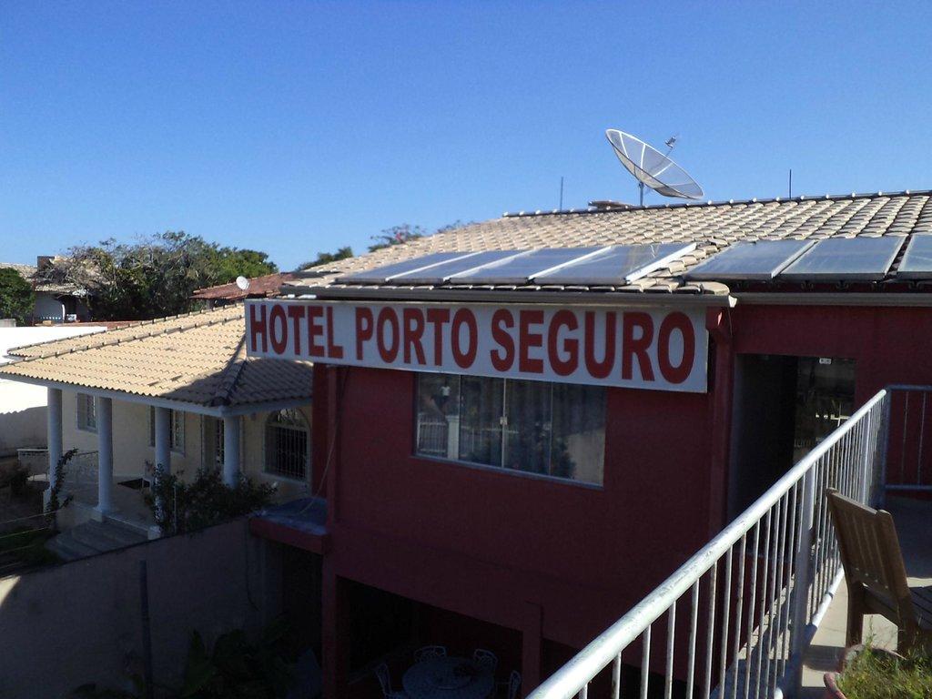 Hotel Porto Seguro Centro