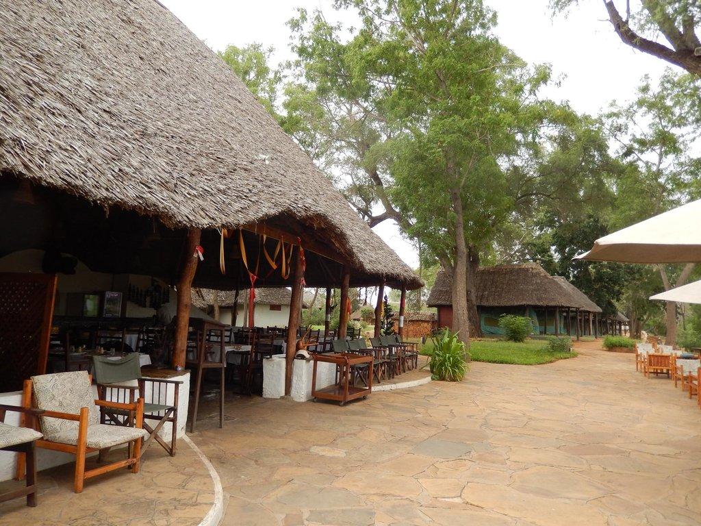 Galana Crocodile Camp