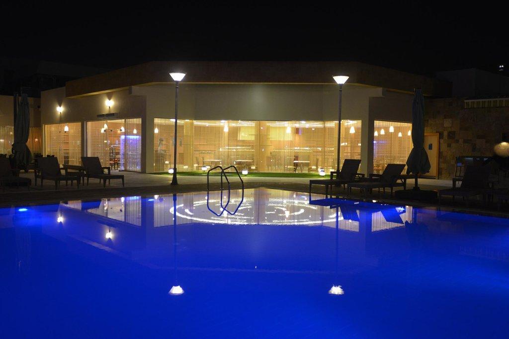 โรงแรมโนโวเทล ไคโร แอร์พอร์ต