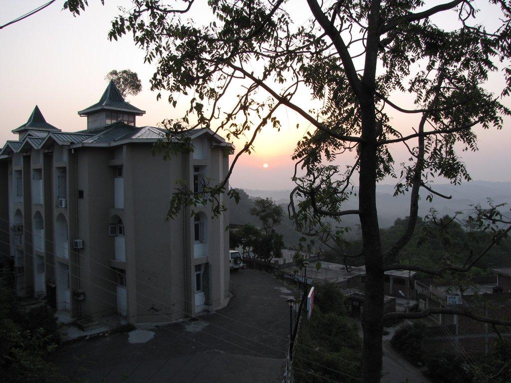 The Chintpurni Heights
