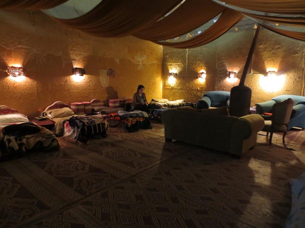 Desertvision Hostel