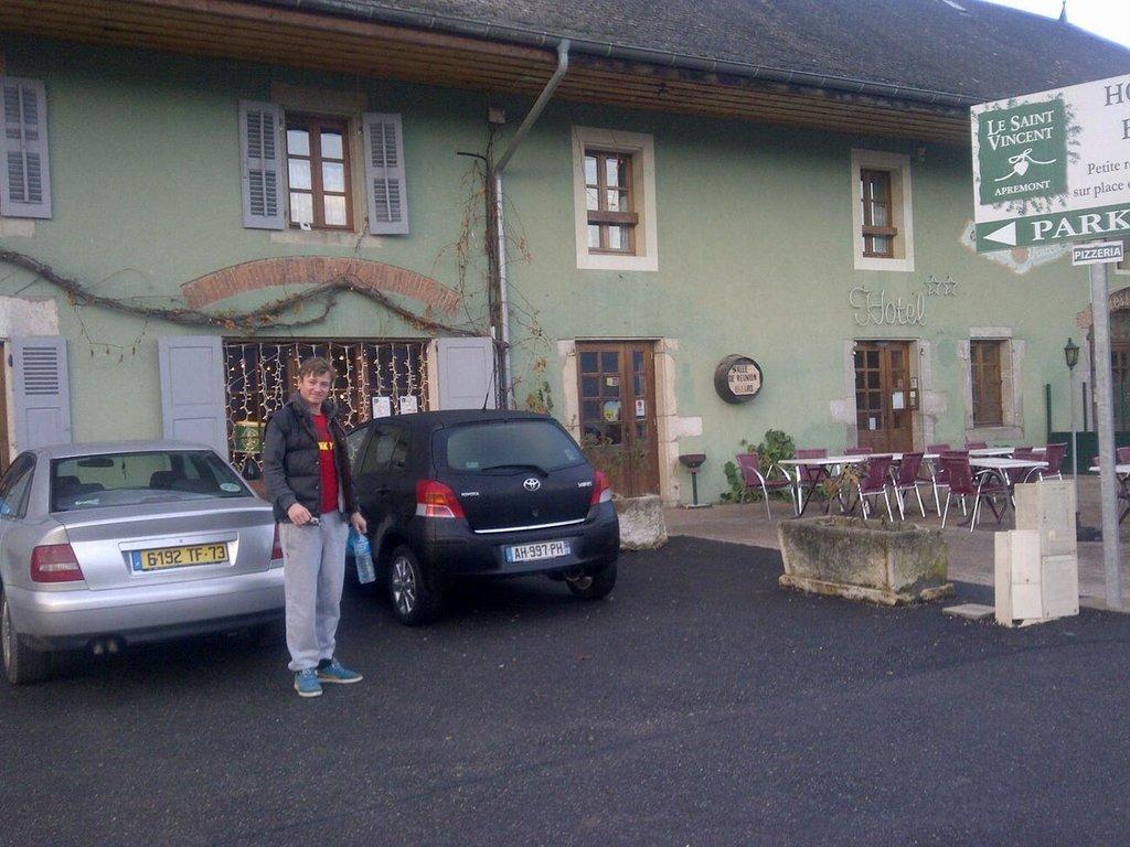 Hotel Le Saint Vincent