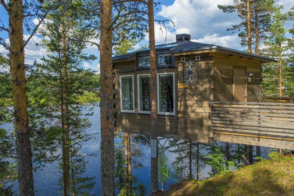 Grano Beckasin Lodge