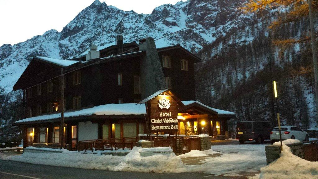 Hotel Chalet Valdotain