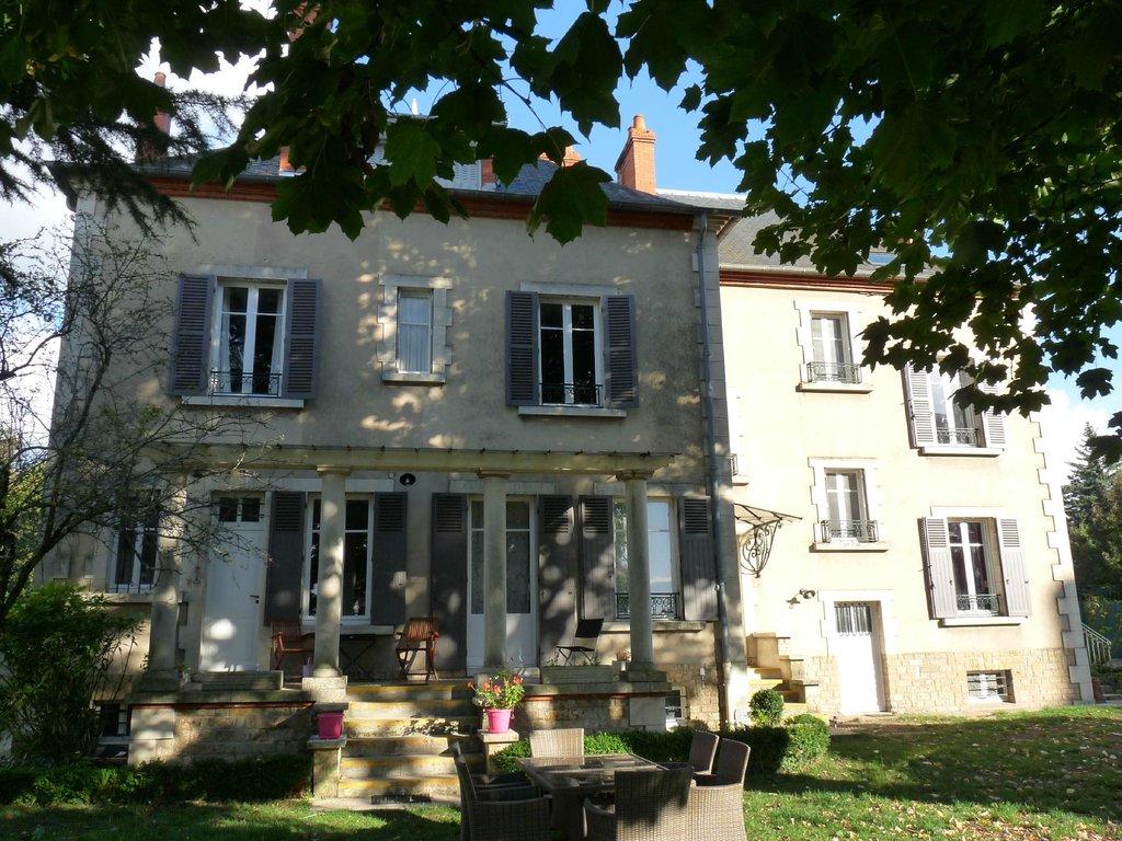 Chambres d'Hotes Cote Parc-Cote Jardin