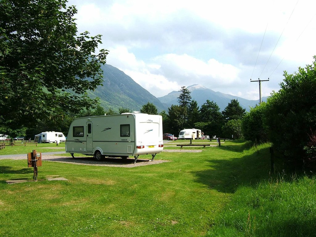 ‪Glen Nevis Caravan and Camping Park‬