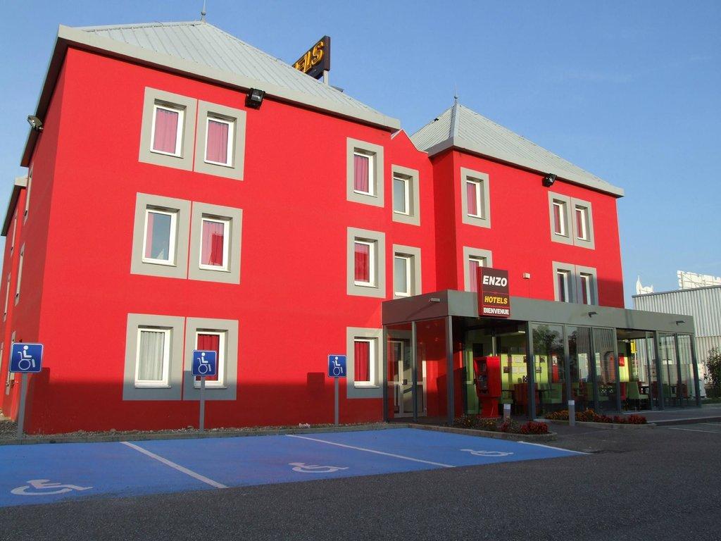 Enzo Hotels Mulhouse
