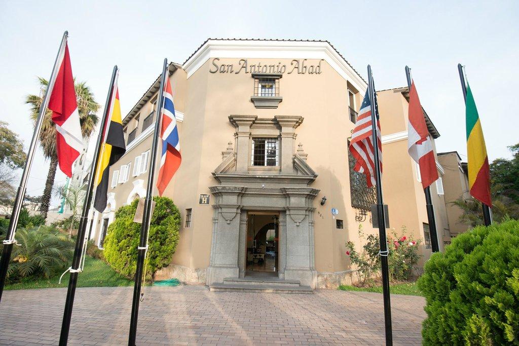圣安东尼奥阿巴德酒店