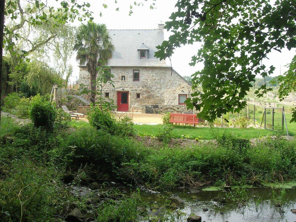 Gîte du Moulin de Poulloguer