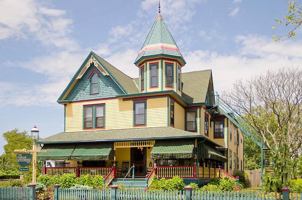 Albert Stevens Inn