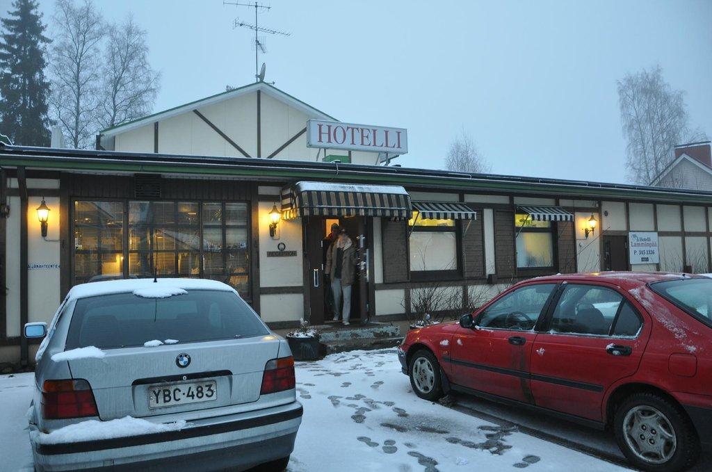 拉敏帕酒店