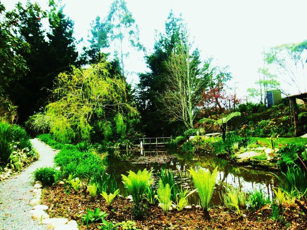River Garden Retreat
