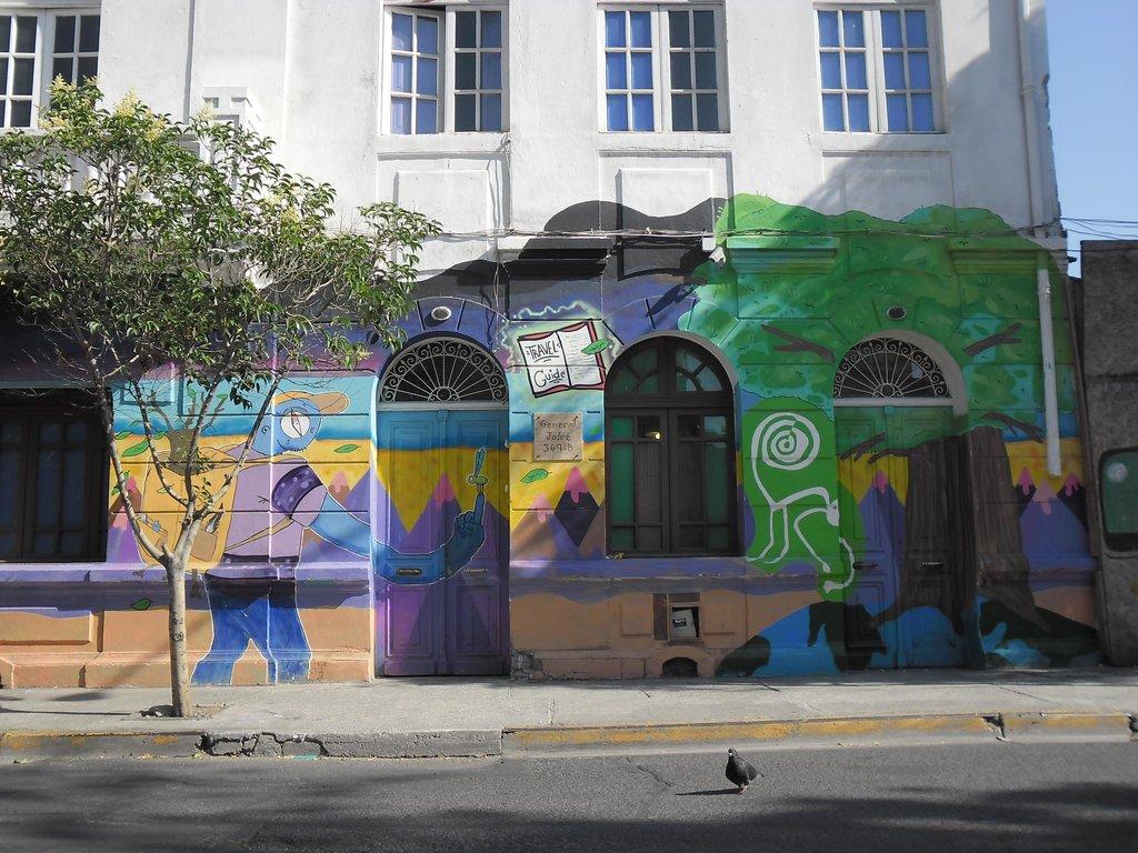 Ecohostel Chile