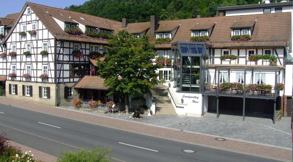 Landgasthof Hotel Hess