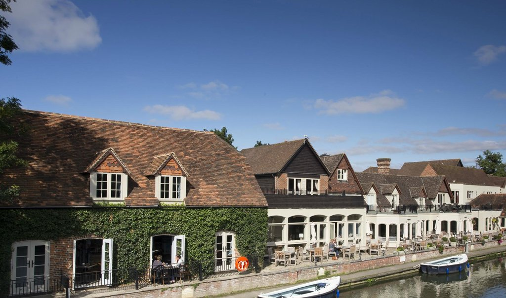The Swan at Streatley Hotel