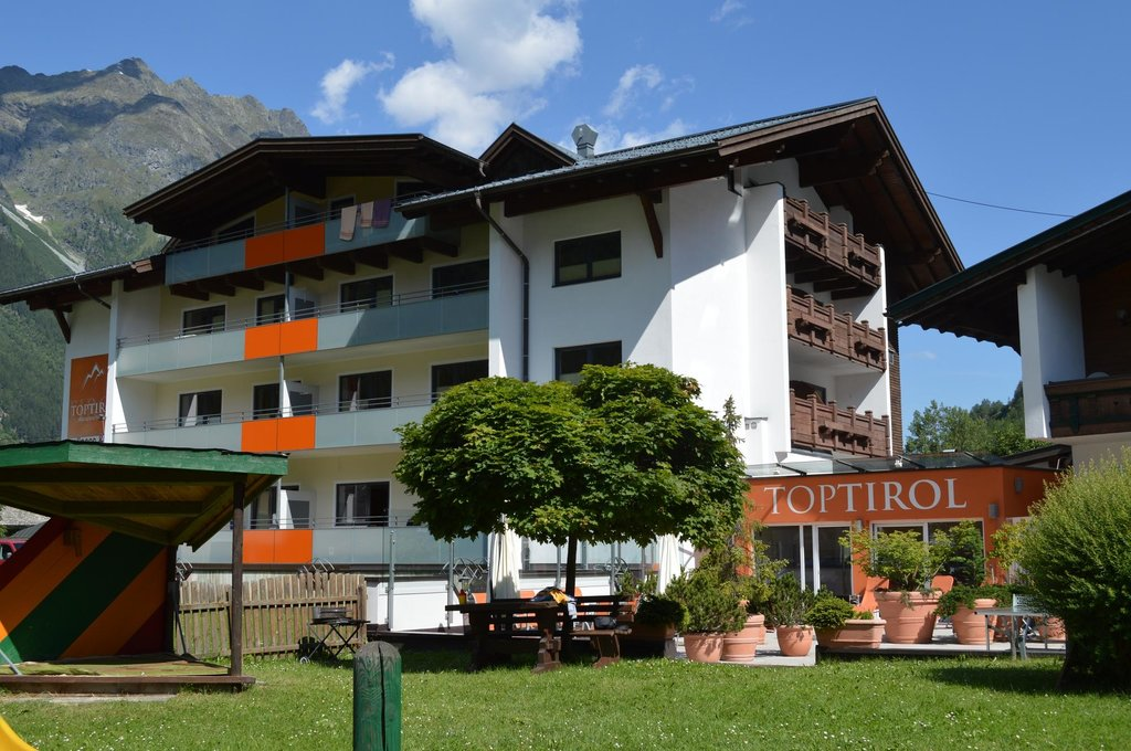 Top Tirol Appartments