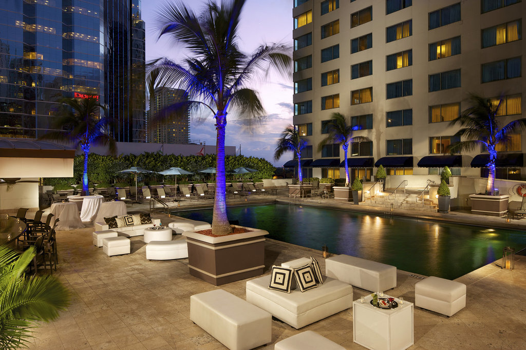 迈阿密JW万豪酒店