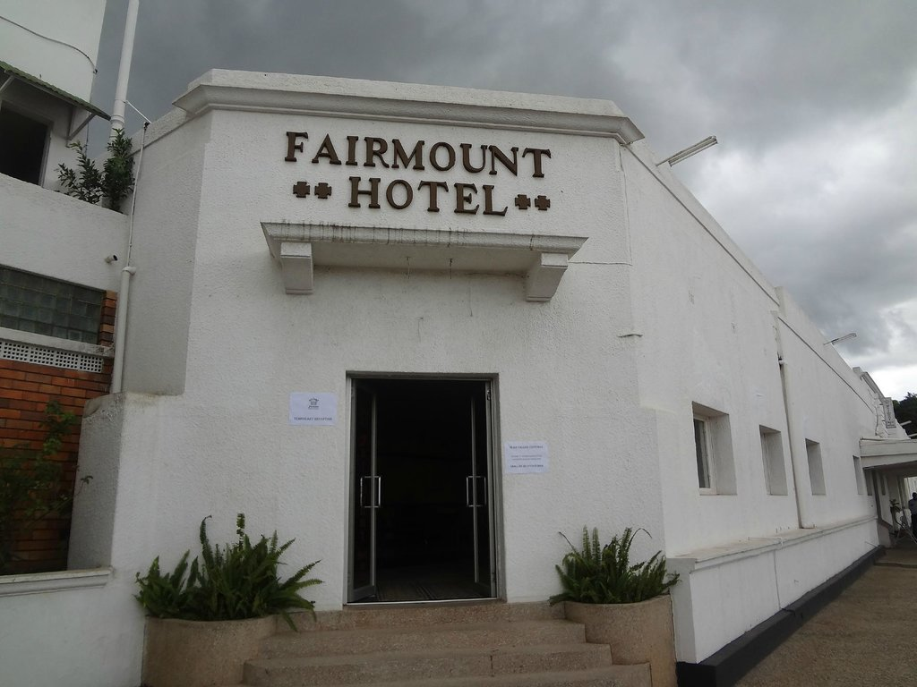 New Fairmount Hotel & Casino