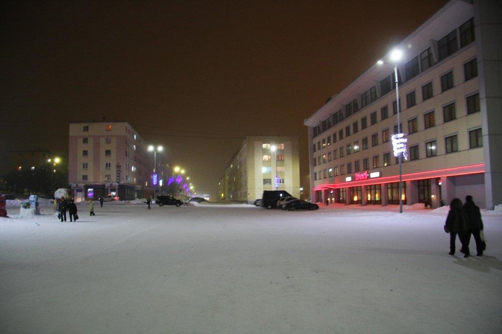 Pechenga Hotel