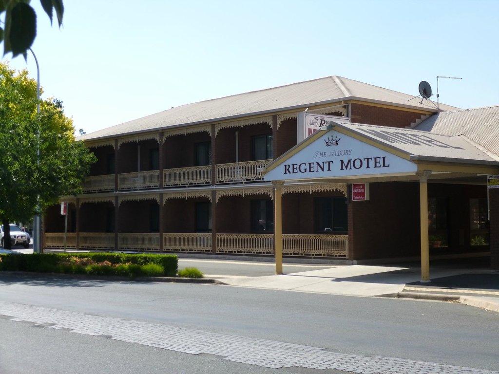 Albury Regent Motel