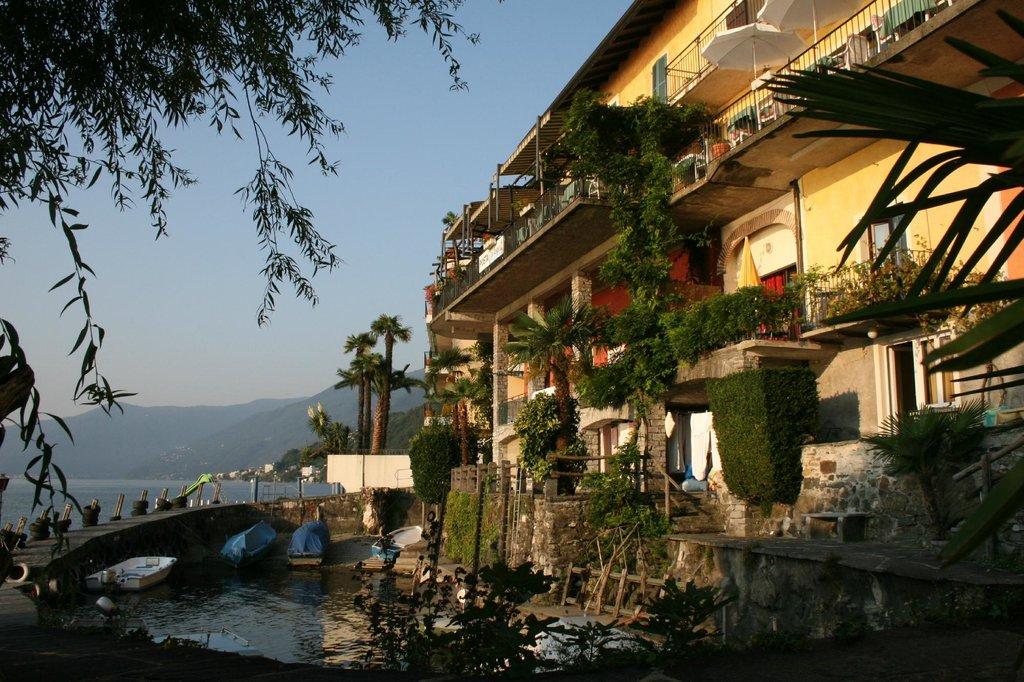 Art Hotel Posta al Lago