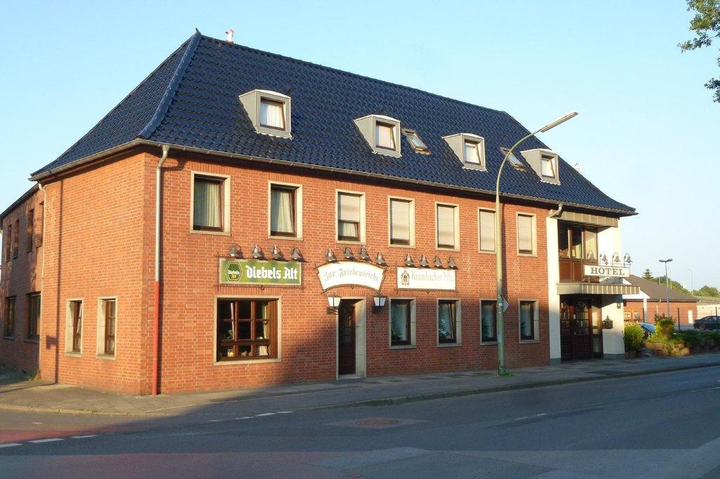 Hotel garni Zur Friedenseiche
