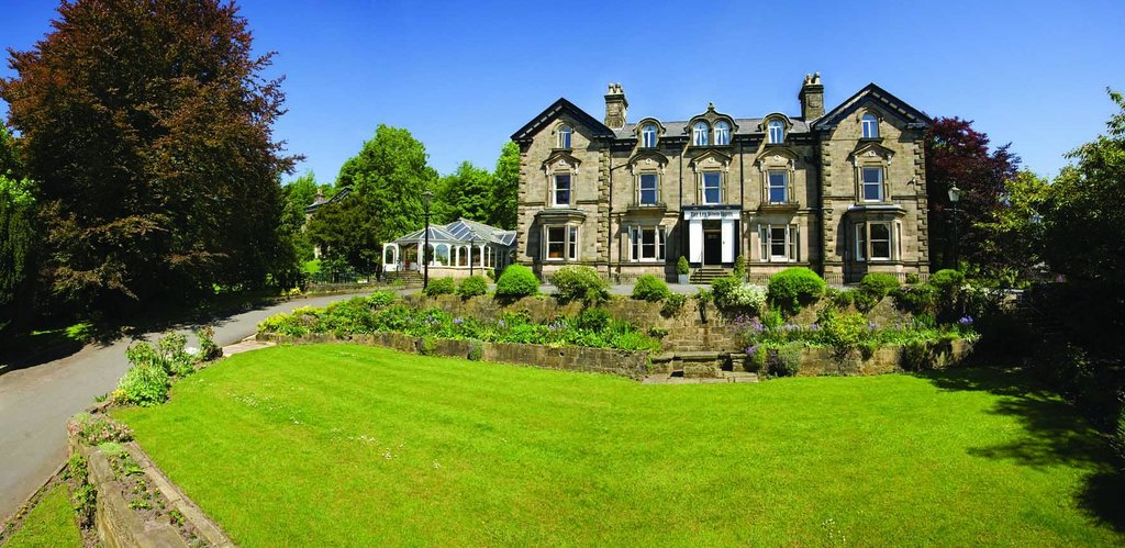 BEST WESTERN Buxton Lee Wood Hotel