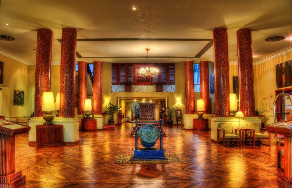 Inya Lake Hotel, Yangon