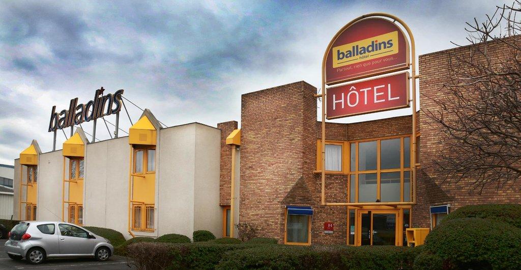 Hotel balladins Clermont Ferrand