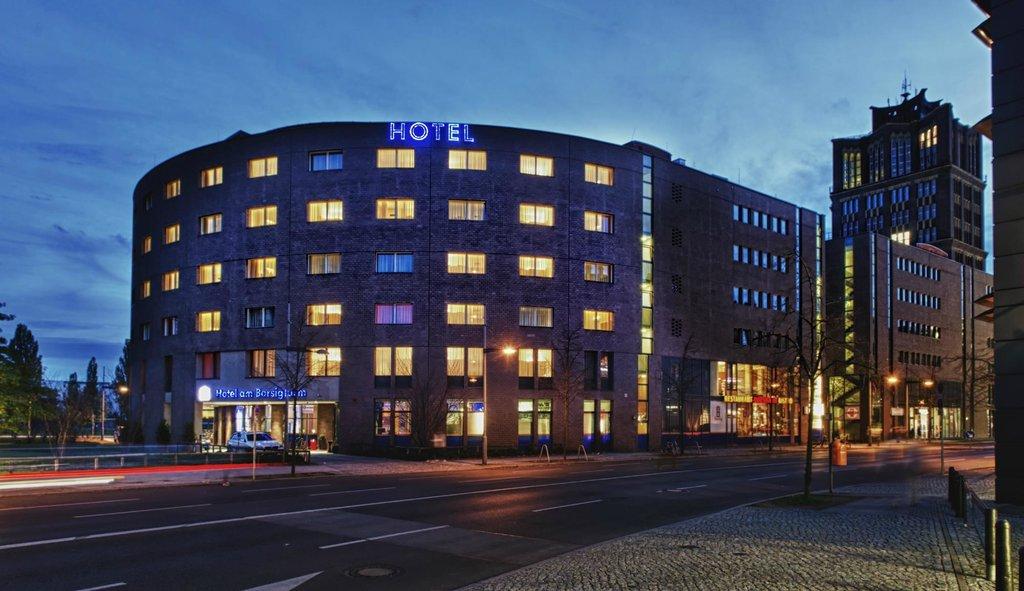 ベストウエスタン プレミア ホテル アム ボルジッヒトゥルム