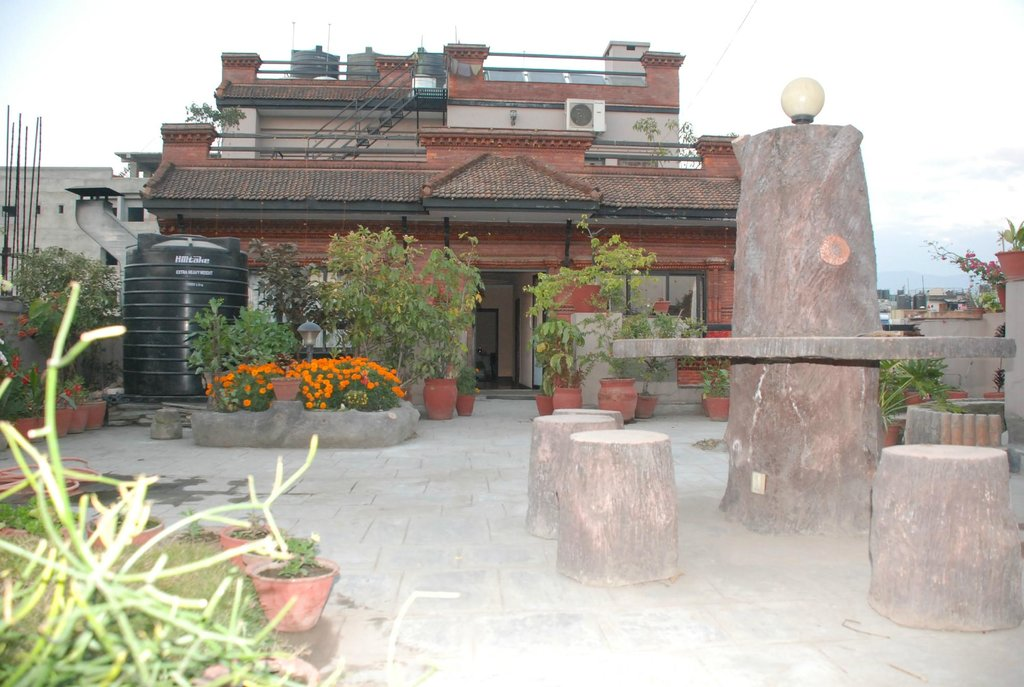 カトマンドゥ リゾート ホテル