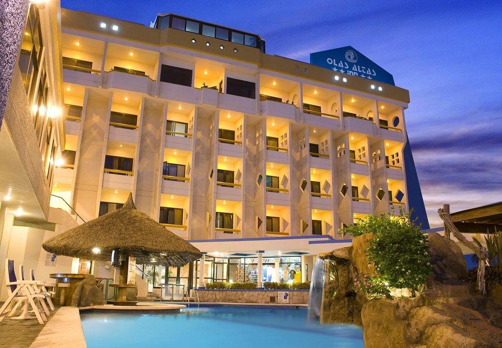 阿爾塔斯衝浪溫泉飯店