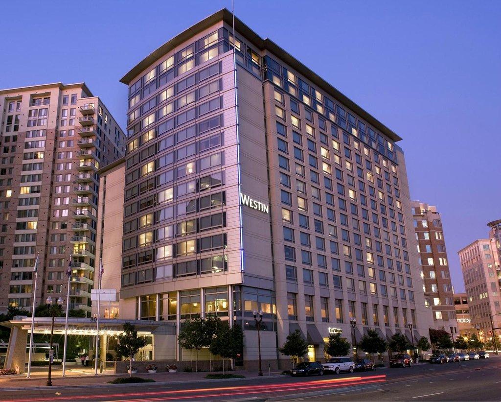阿靈頓門戶威斯汀飯店